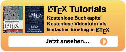 LaTeX lernen!